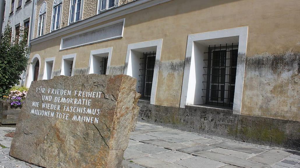 Wyburzą dom Adolfa Hitlera