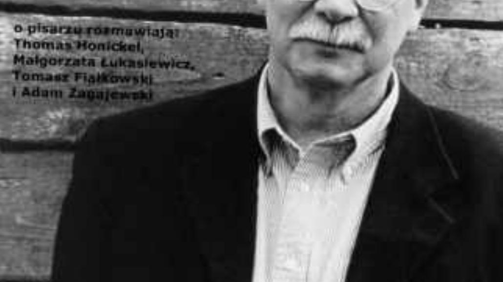 W.G. Sebald. Emigrant