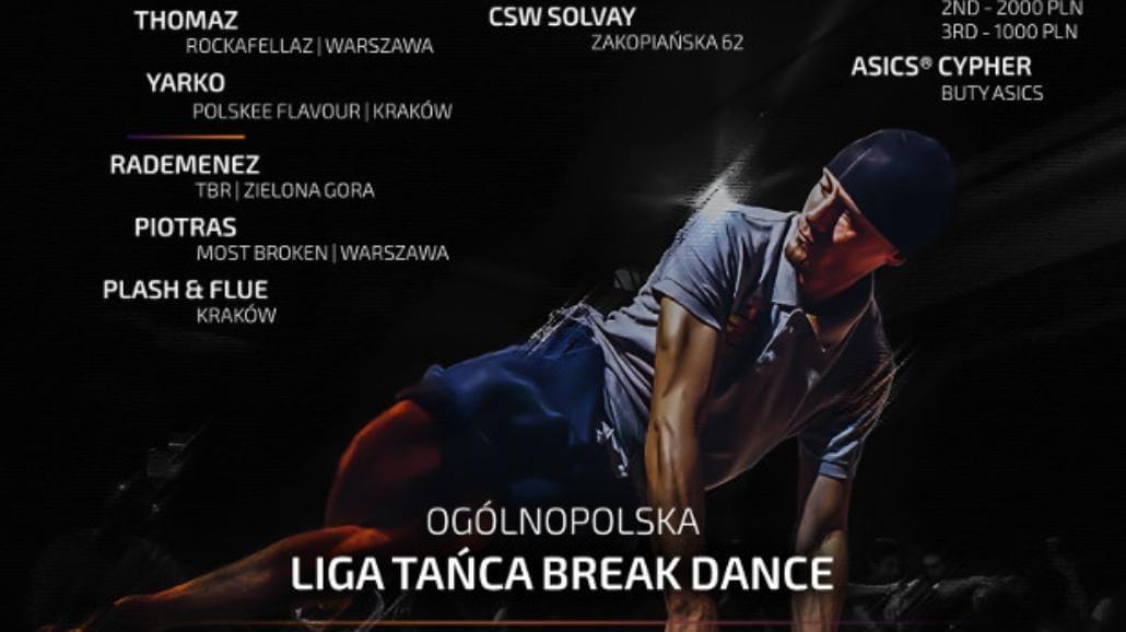 Bitwa taneczna już w ten weekend w Krakowie