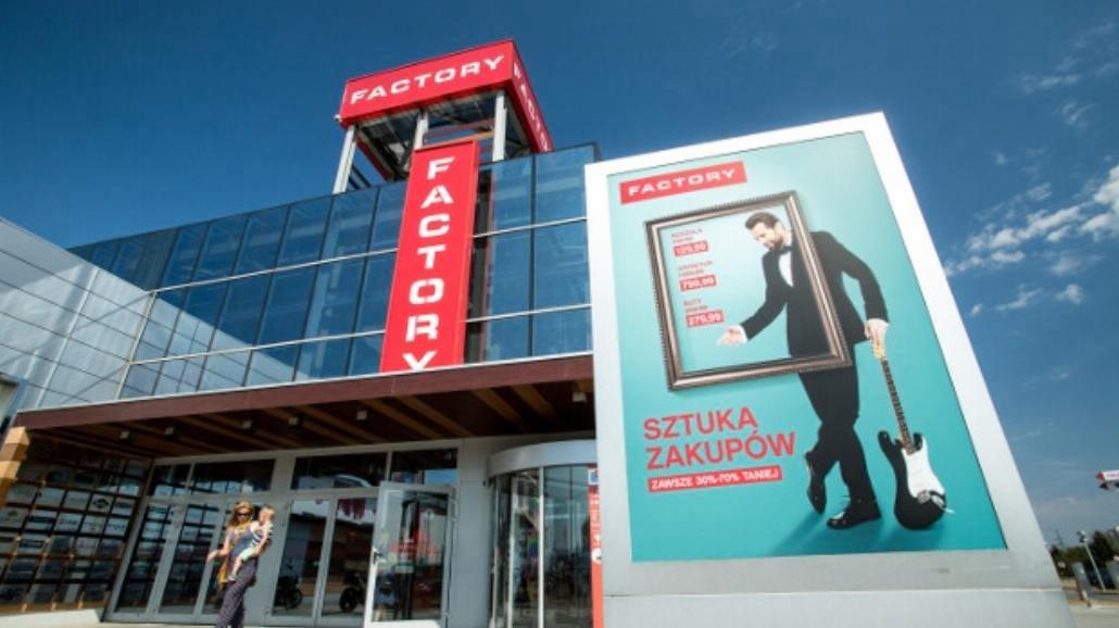 Zakupy po Męsku w FACTORY Wrocław