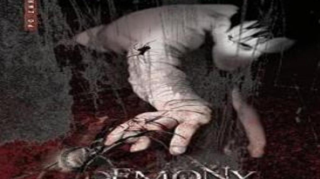 """Trzeci zwiastun do książki """"Demony"""""""