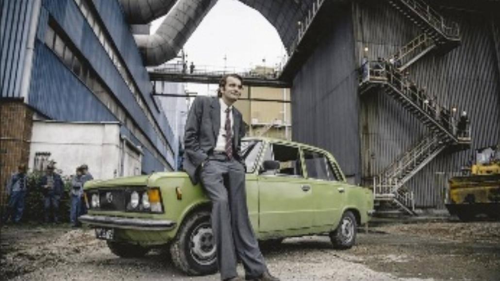 Filmowy Fiat prof. Zbigniewa Religi na aukcji WOŚP