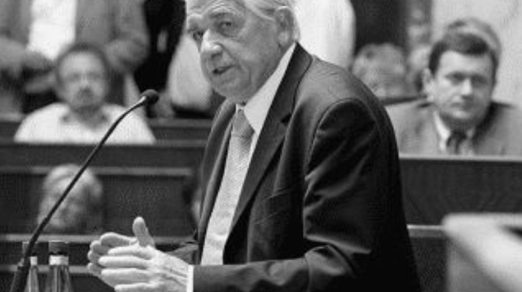 Zmarł prof. Zbigniew Religa
