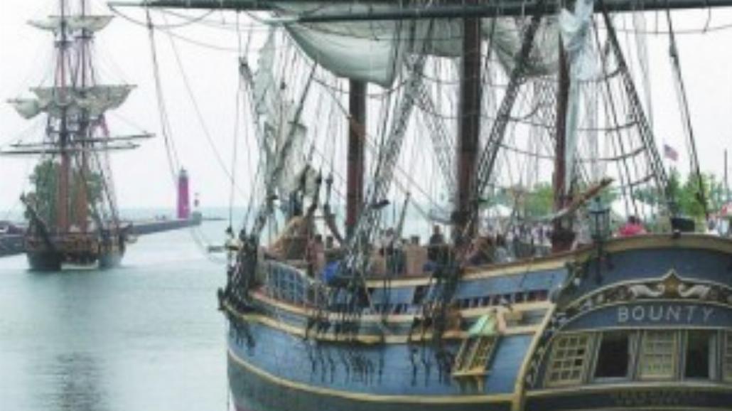 Już wkrótce rusza Sail Świnoujście 2011