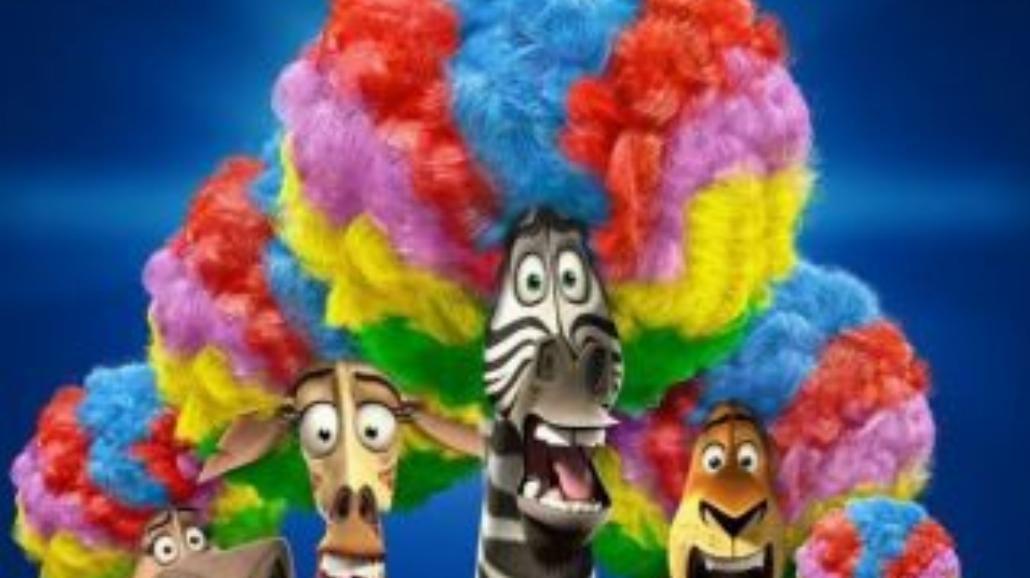 """""""Madagaskar 3"""" najwyżej na tróję"""