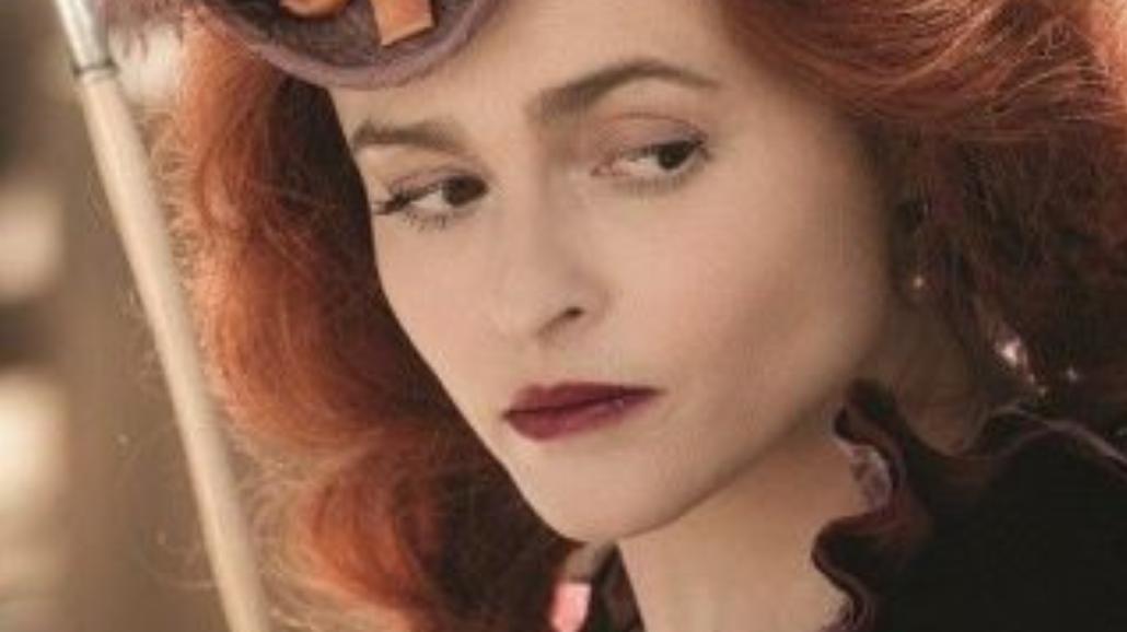 Helena Bonham Carter, jakiej nie widzieliście