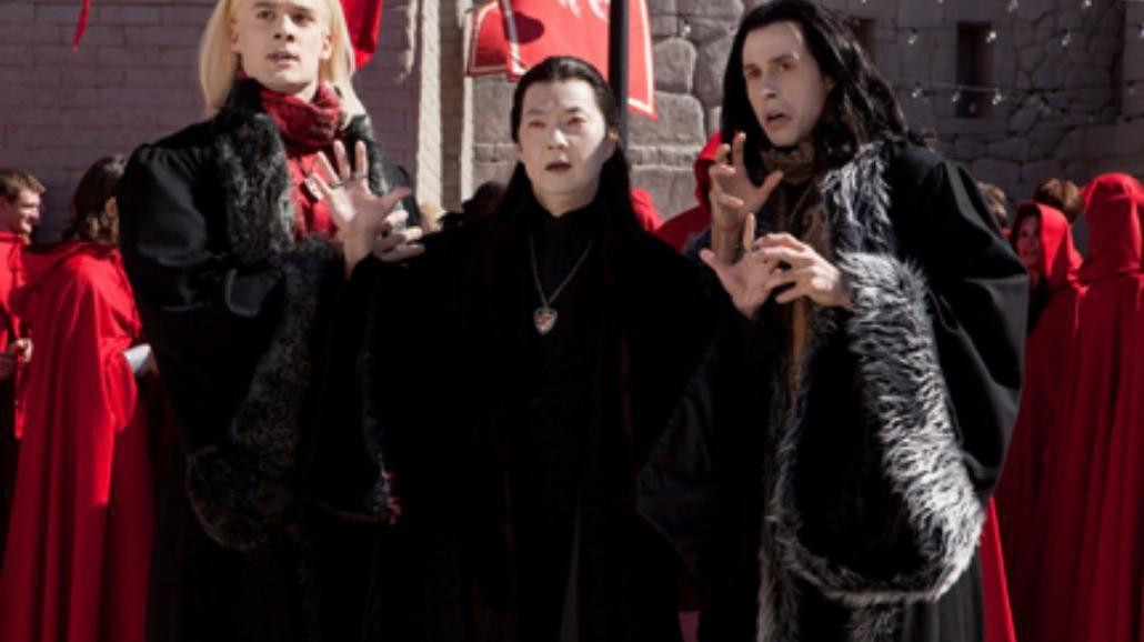 """Parodia """"Zmierzchu"""": zobacz czy wampiry są do bani"""