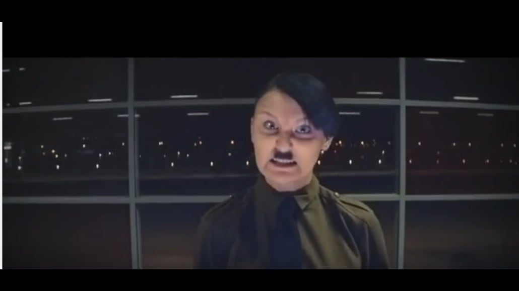 Kontrowersyjny film straszy Hitlerem [WIDEO]
