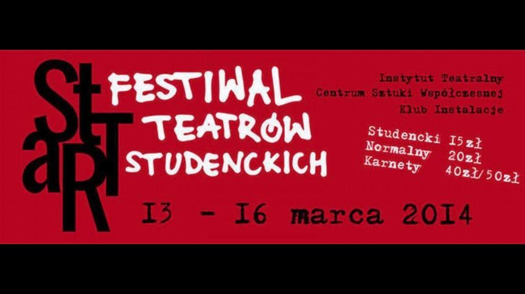 Studenckie teatry zjadą do Warszawy