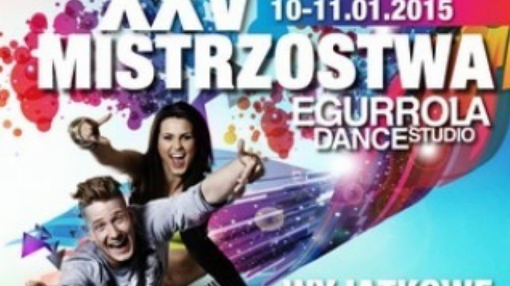 4500 tancerzy na jednym parkiecie. XXV Mistrzosta Egurrola Dance Studio
