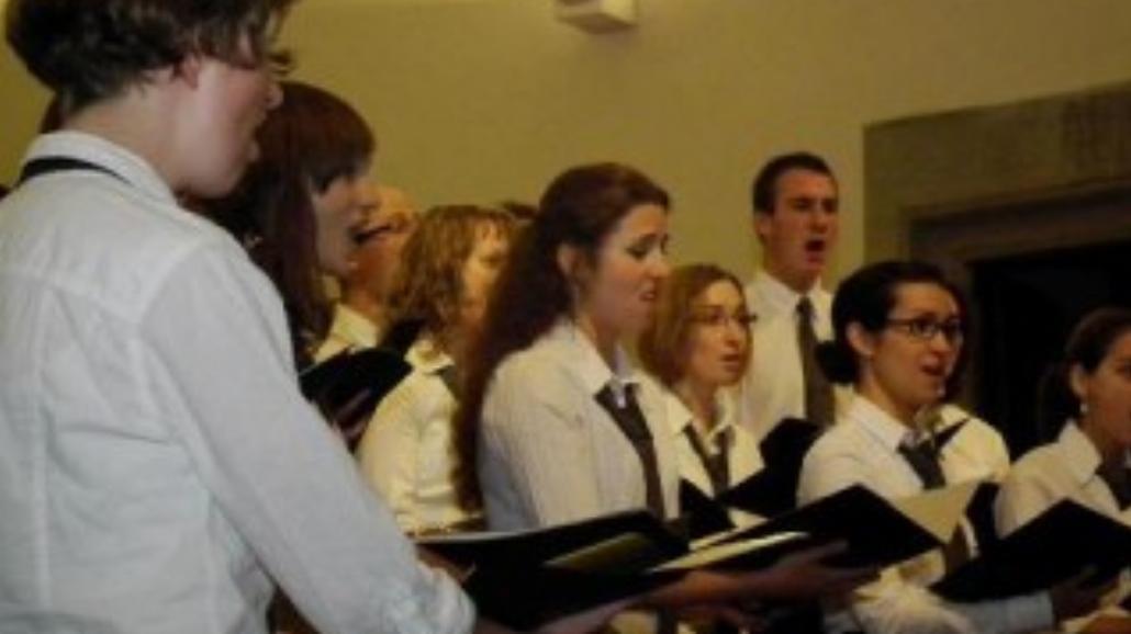 Koncert chóru Uniwersytetu Wrocławskiego