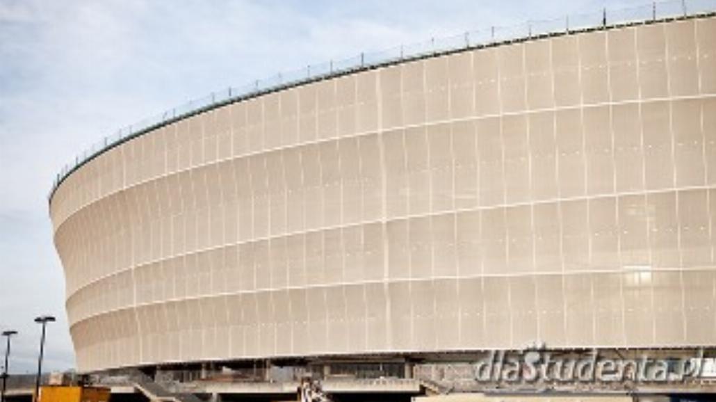 Otwierają siłownię na Stadionie Miejskim we Wrocławiu