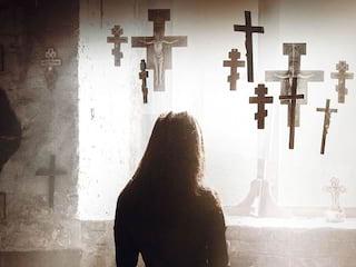 """""""Krucyfiks"""": zobacz plakat horroru, który podbija Facebook [FOTO] - film, zwiastun, premiera, opis"""