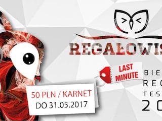 Ostatni dzień tańszych biletów na Regałowisko! - Regałowisko, Bielawa Reggae Festiwal 2017