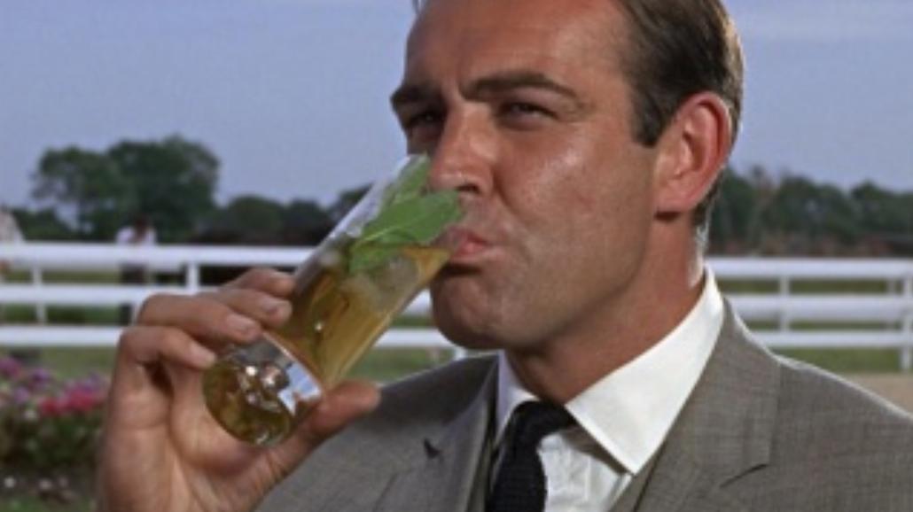 50 lat z Jamesem Bondem