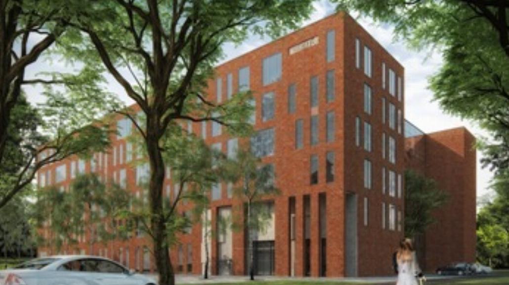 Tak będzie wyglądać nowy budynek EIT+ [FOTO]