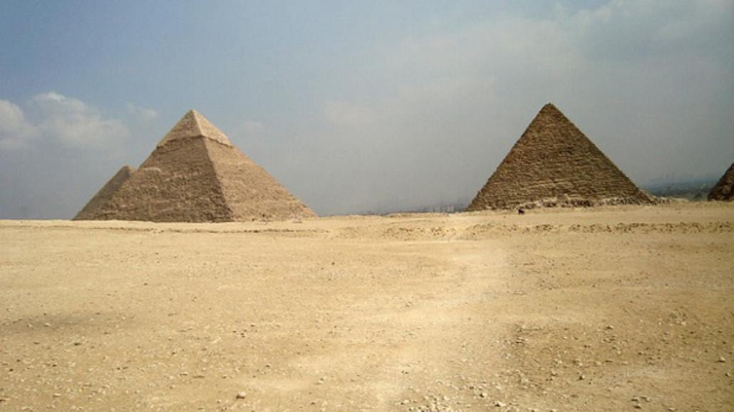 Z ostatniej chwili! Wybuchy w Egipcie!