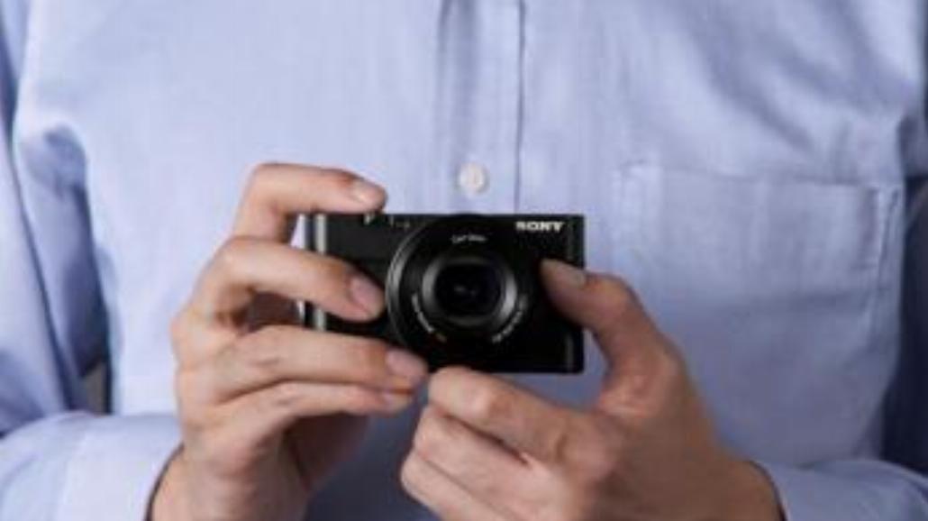 Sony Cyber-shot RX100 - nowy aparat kompaktowy