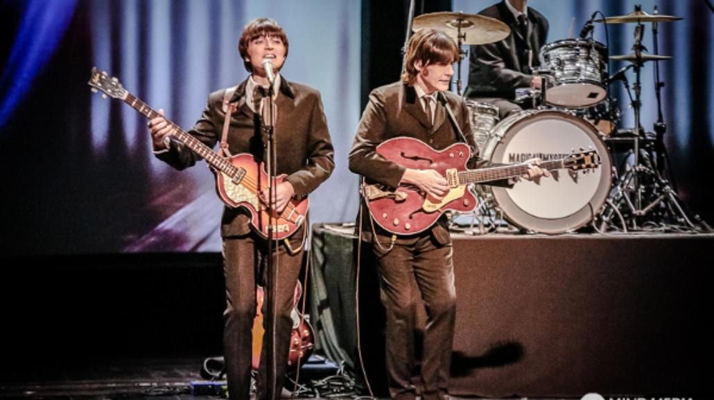 Duch The Beatles na scenie 37. PPA [FOTO]