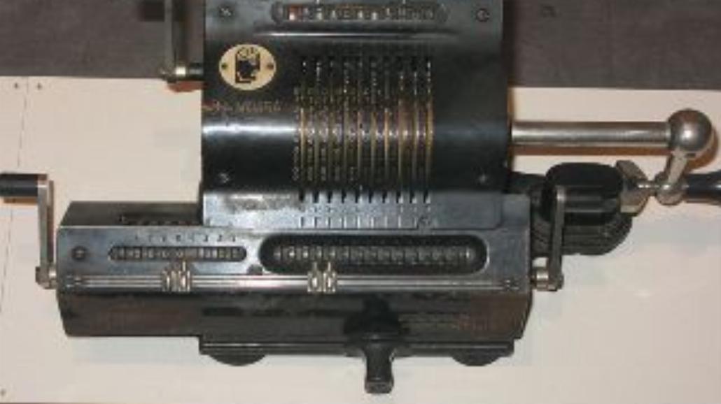 Urządzenie, które zmieniło oblicze matematyki