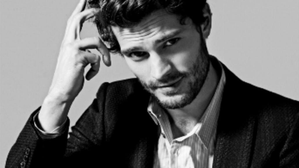 Oto nowy Christian Grey!