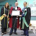Wykładowca MWSLiT otrzymał tytuł honoris causa - tytuł, honorowy, wydarzenie, konferencja, inauguracja, studia