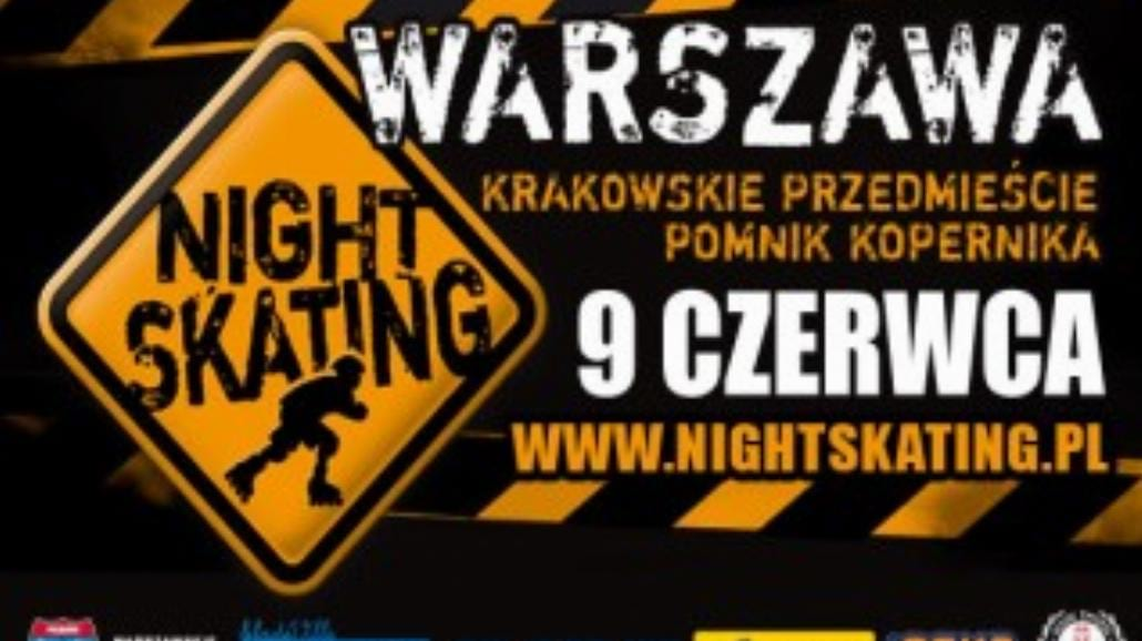 Warszawa na rolkach