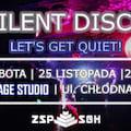ZSP Szkoła Główna Handlowa zaprasza studentów na Silent Disco - impreza, muzyka, Dj, taniec, wydarzenie, na żywo