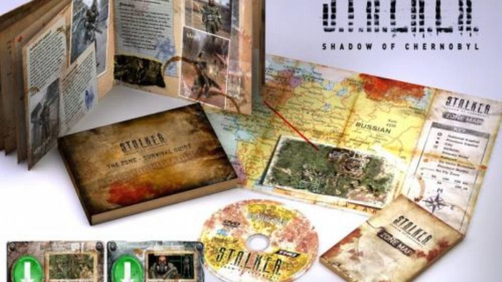 S.T.A.L.K.E.R edycja kolekcjonerska