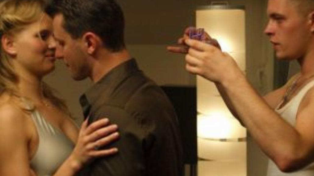 """""""Chrzest"""" – mocne kino Marcina Wrony (wideo)"""