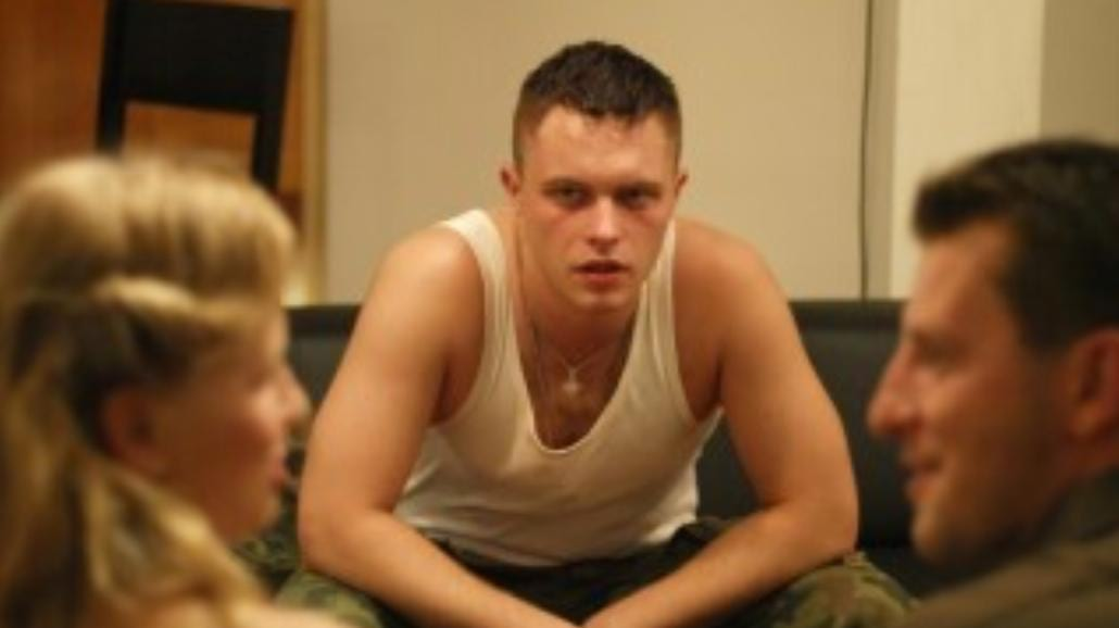 """""""Chrzest"""" Marcina Wrony - premiera DVD"""