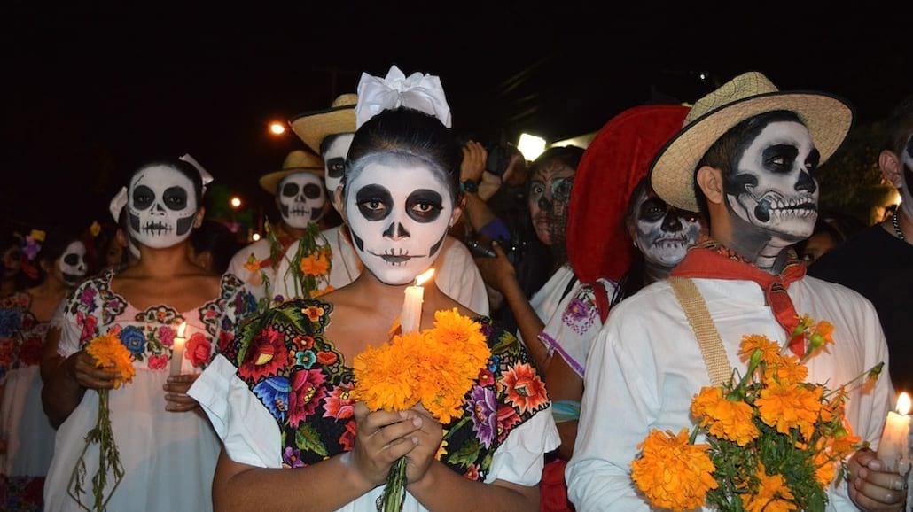 Święto Zmarłych na całym świecie! Zobaczcie, jak obchodzone jest w innych krajach
