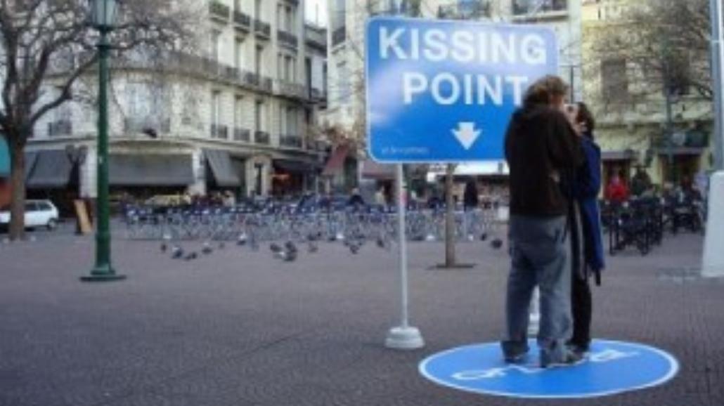 Będą się całować w Silesia City Center
