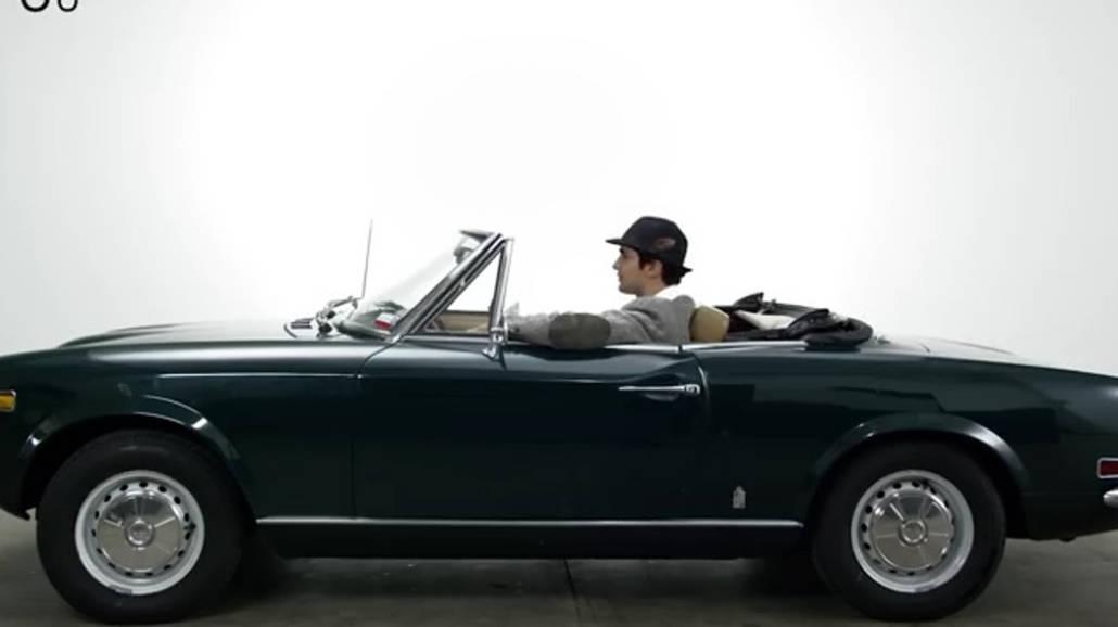 Historia samochodÃłw na krÃłtkim filmiku. Nagranie bije rekordy [WIDEO]