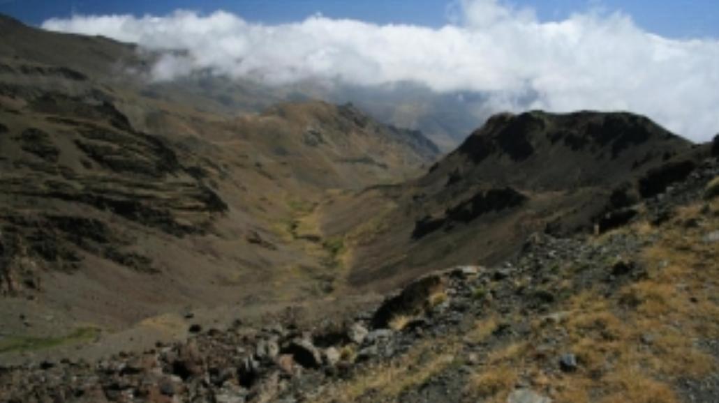 Wyprawa do Sierra Nevady - część pierwsza
