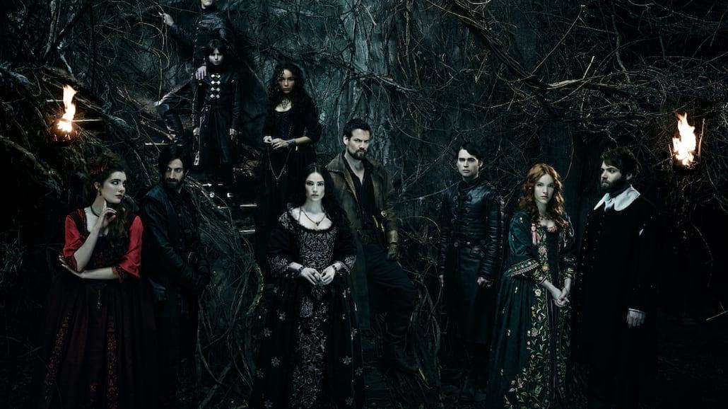 """Demon, czarownice i Marilyn Manson w nowym sezonie """"Salem"""" [WIDEO]"""