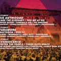 Rock For People już za niecały miesiąc! - rockforpeople, muzyka, rozrywka, mastodon, You Me At Six , Paramore, polska, festiwal, muzyka