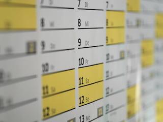 Próbne matury 2018 – harmonogram - terminy próbnych matur, matura z operonem, kiedy próbne matury, daty, kalendarz