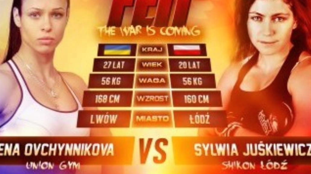 Sylwia Juśkiewicz vs Lena Ovchynnikova FEN 3