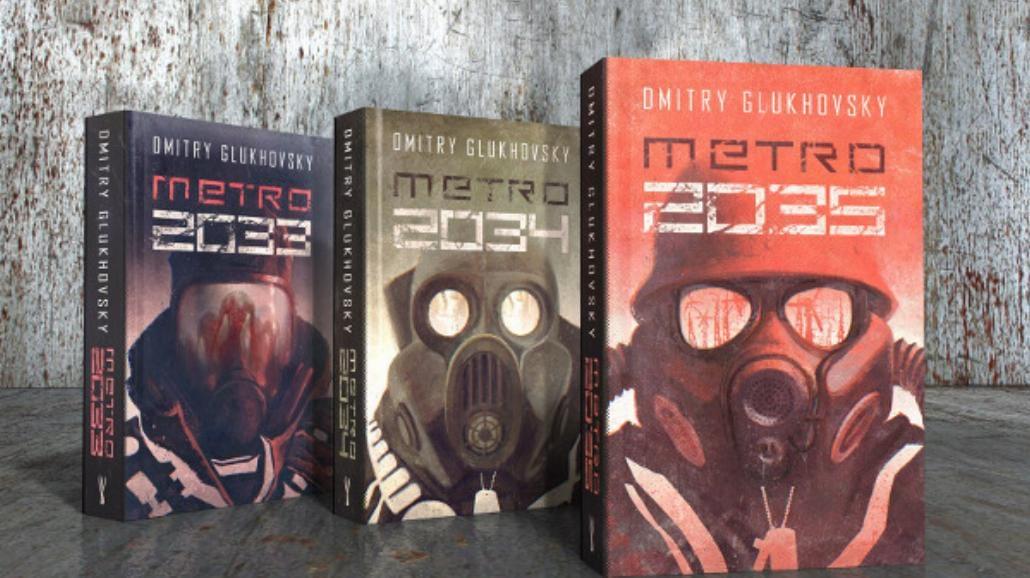 Metro 2035 dopełni nowe wydanie trylogii Glukhovsky'ego