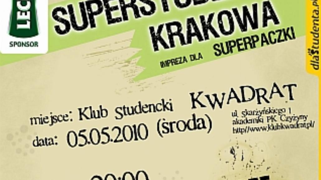 SuperStudent Krakowa