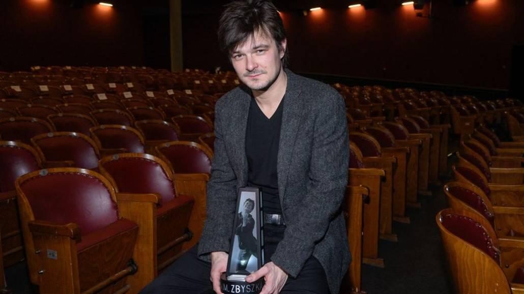 Dawid Ogrodnik laureatem Nagrody im. Zbyszka Cybulskiego 2017