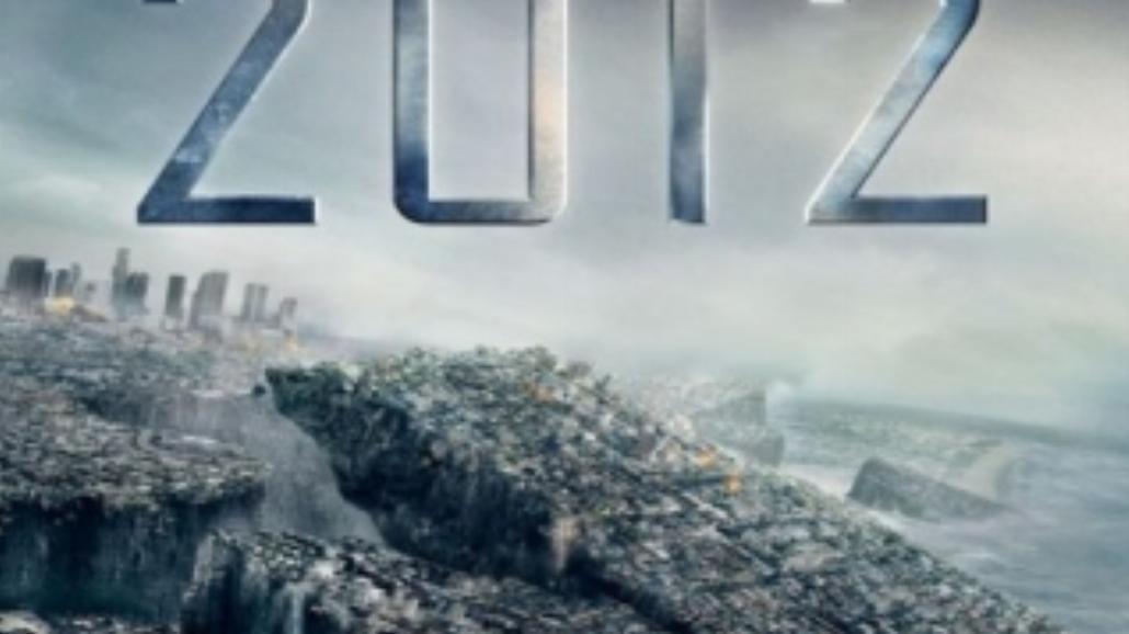 """""""2012"""" - gdy nadejdzie koniec świata..."""