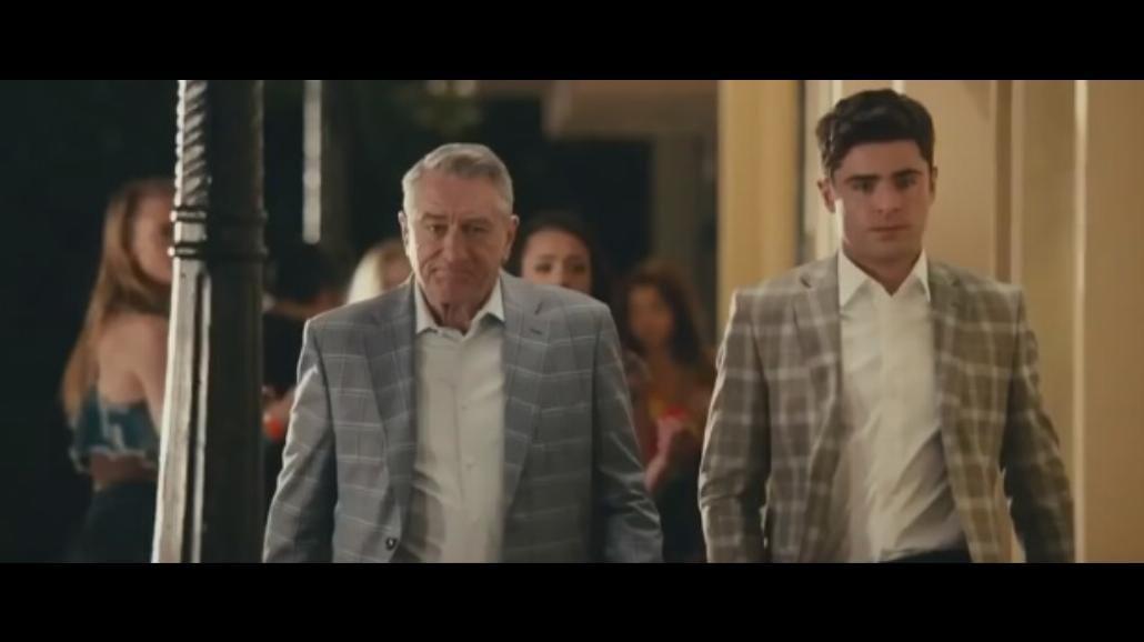 """Zac Efron i Robert De Niro szukają testosteronu w komedii """"Dirty Grandpa"""" [WIDEO]"""