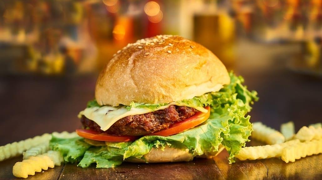burger z owadÃłw