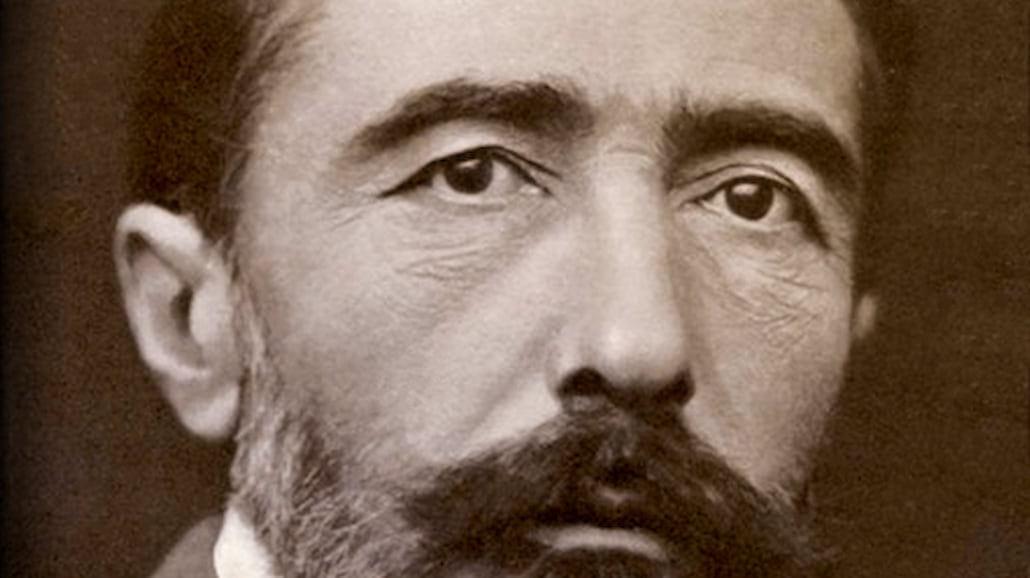 Joseph Conrad-Korzeniowski najbardziej polski wśród brytyjskich pisarzy!