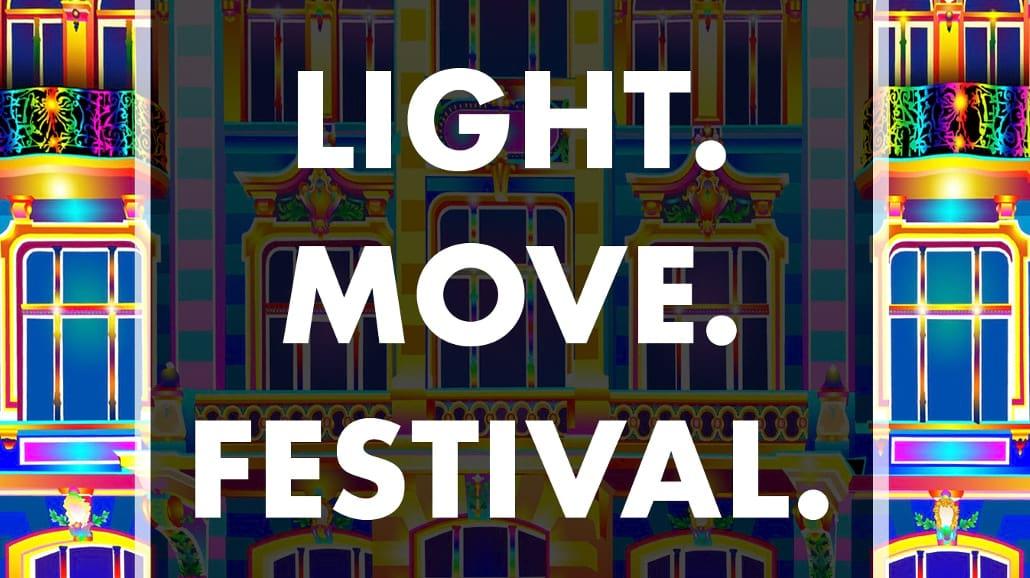Light.Move.Festival. - znamy datę największego festiwalu światła w Polsce!