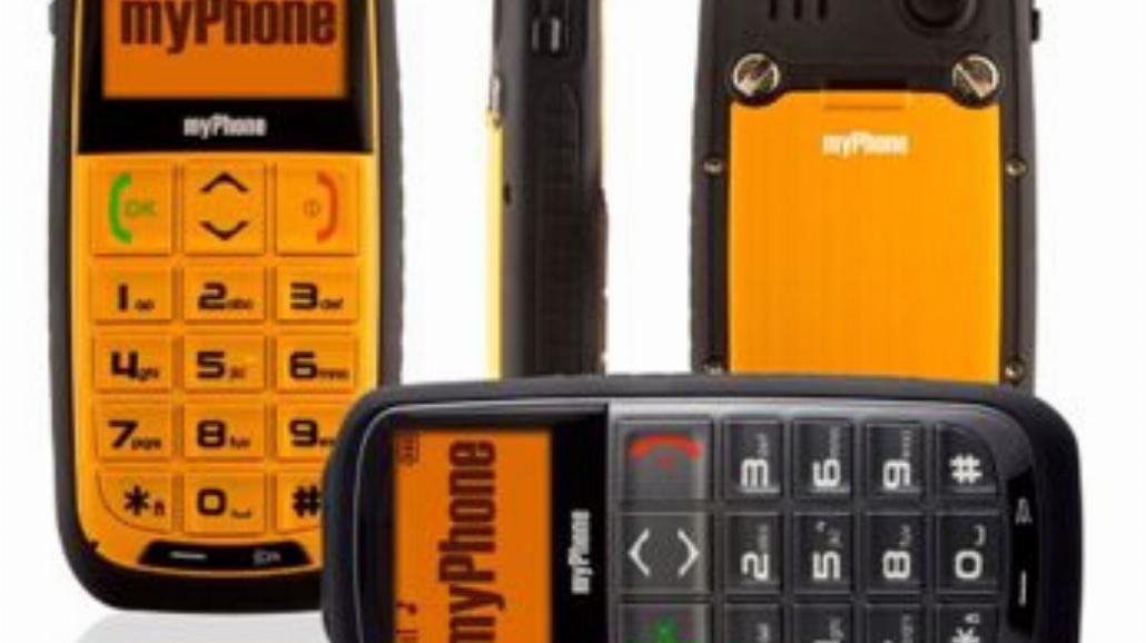 myPhone 5300 FORTE: polski telefon w sprzedaży