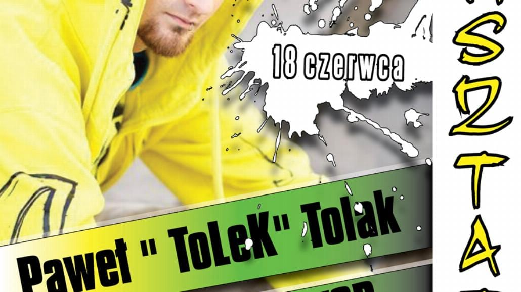 Tolek z 6 edycji YCD na warsztatach w Krakowie