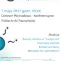 XIV Festiwal Robotyki Cyberbot 2017 - XIV Festiwal Robotyki Cyberbot 2017, Festiwal Robotyki, Cyberbot